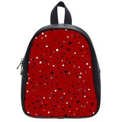 Dots pattern School Bags (Small)