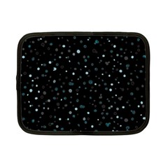Dots pattern Netbook Case (Small)