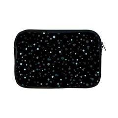Dots pattern Apple iPad Mini Zipper Cases