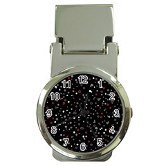 Dots pattern Money Clip Watches
