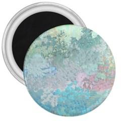 Pastel Garden 3  Magnets