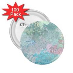 Pastel Garden 2.25  Buttons (100 pack)