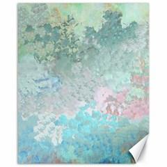 Pastel Garden Canvas 16  x 20