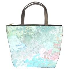 Pastel Garden Bucket Bags