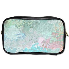 Pastel Garden Toiletries Bags 2-Side