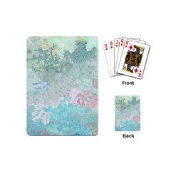 Pastel Garden Playing Cards (Mini)