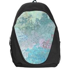 Pastel Garden Backpack Bag