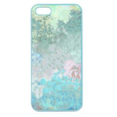 Pastel Garden Apple Seamless iPhone 5 Case (Color)