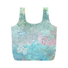 Pastel Garden Full Print Recycle Bags (M)