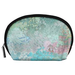 Pastel Garden Accessory Pouches (large)