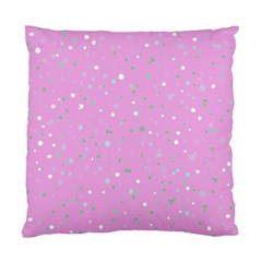 Dots pattern Standard Cushion Case (Two Sides)