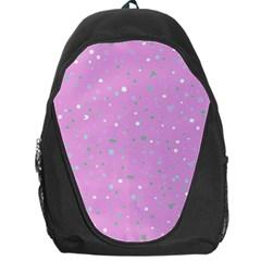 Dots pattern Backpack Bag