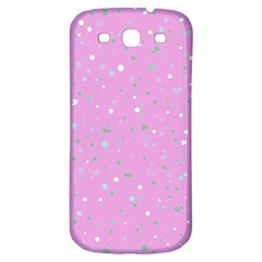 Dots pattern Samsung Galaxy S3 S III Classic Hardshell Back Case