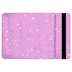 Dots pattern iPad Air 2 Flip