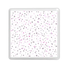 Dots pattern Memory Card Reader (Square)