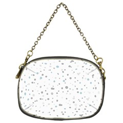 Dots pattern Chain Purses (Two Sides)