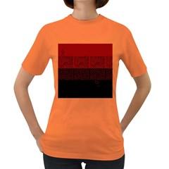 Abstract art  Women s Dark T-Shirt