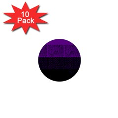 Abstract art  1  Mini Buttons (10 pack)