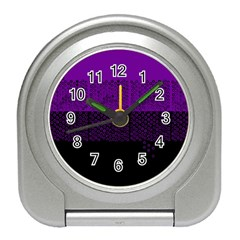 Abstract art  Travel Alarm Clocks