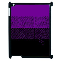 Abstract art  Apple iPad 2 Case (Black)