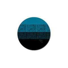 Abstract art  Golf Ball Marker (10 pack)