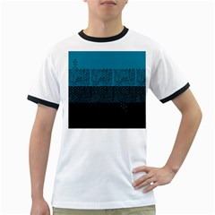 Abstract art  Ringer T-Shirts