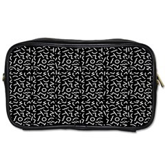 Abstract Art  Toiletries Bags 2 Side