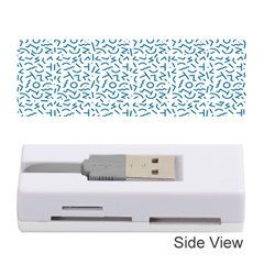 Abstract art  Memory Card Reader (Stick)