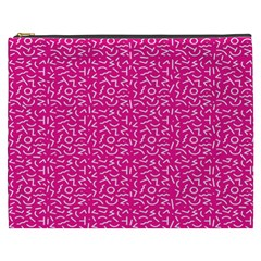 Abstract art  Cosmetic Bag (XXXL)