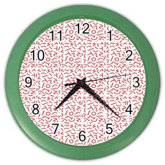 Abstract art  Color Wall Clocks