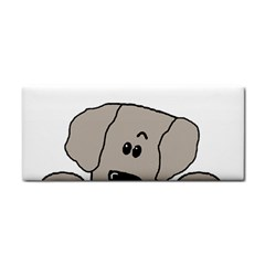 Peeping Weimaraner Cosmetic Storage Cases