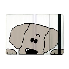 Peeping Weimaraner iPad Mini 2 Flip Cases