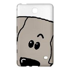 Peeping Weimaraner Samsung Galaxy Tab 4 (7 ) Hardshell Case