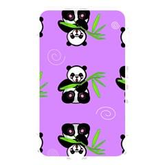 Panda Purple Bg Memory Card Reader