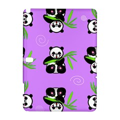 Panda Purple Bg Galaxy Note 1