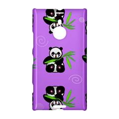 Panda Purple Bg Nokia Lumia 1520