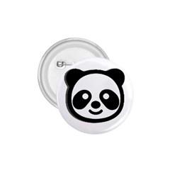 Panda Head 1.75  Buttons