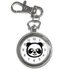 Panda Head Key Chain Watches