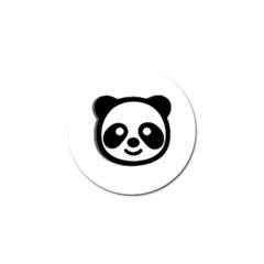 Panda Head Golf Ball Marker (10 pack)