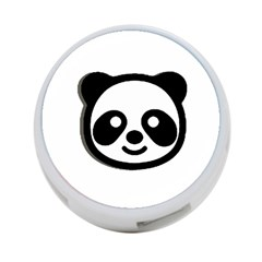 Panda Head 4-Port USB Hub (One Side)