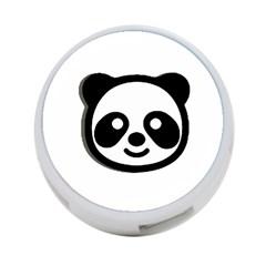 Panda Head 4-Port USB Hub (Two Sides)