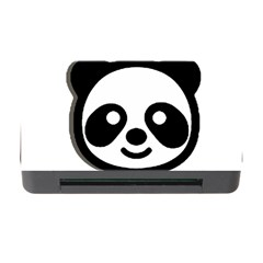 Panda Head Memory Card Reader with CF