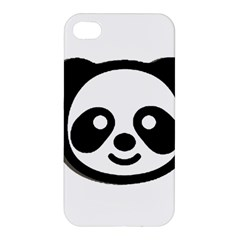 Panda Head Apple iPhone 4/4S Hardshell Case