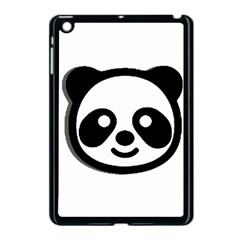 Panda Head Apple iPad Mini Case (Black)