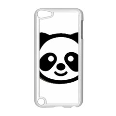 Panda Head Apple iPod Touch 5 Case (White)