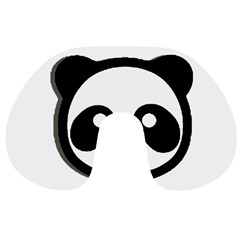 Panda Head Travel Neck Pillows
