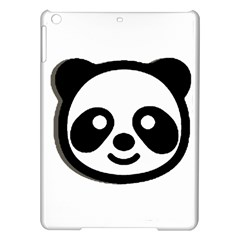 Panda Head iPad Air Hardshell Cases