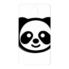 Panda Head Samsung Galaxy Note 3 N9005 Hardshell Back Case