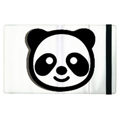 Panda Head Apple iPad Pro 12.9   Flip Case