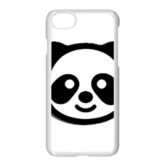 Panda Head Apple iPhone 7 Seamless Case (White)
